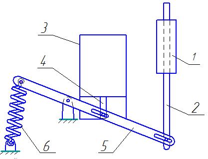 схема электрическая принципиальная погрузчика